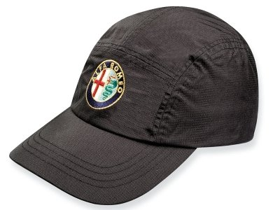 Бейсболка Alfa Romeo Waterproof Cap Black