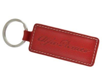 Кожаный брелок Alfa Romeo Leather Keyring