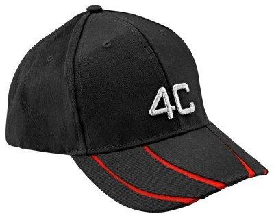 Бейсболка Alfa Romeo 4C Baseball Cap