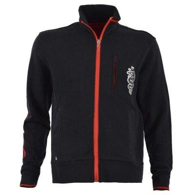 Мужская толстовка Alfa Romeo Mens Black Sweatshirt