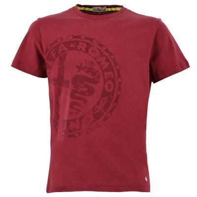 Мужская футболка Alfa Romeo Mens Vintage S-Sleeved T-Shirt
