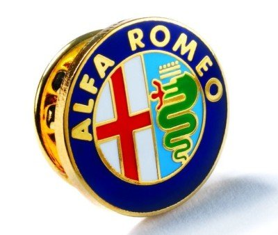 Значок Alfa Romeo Logo Pin Badge